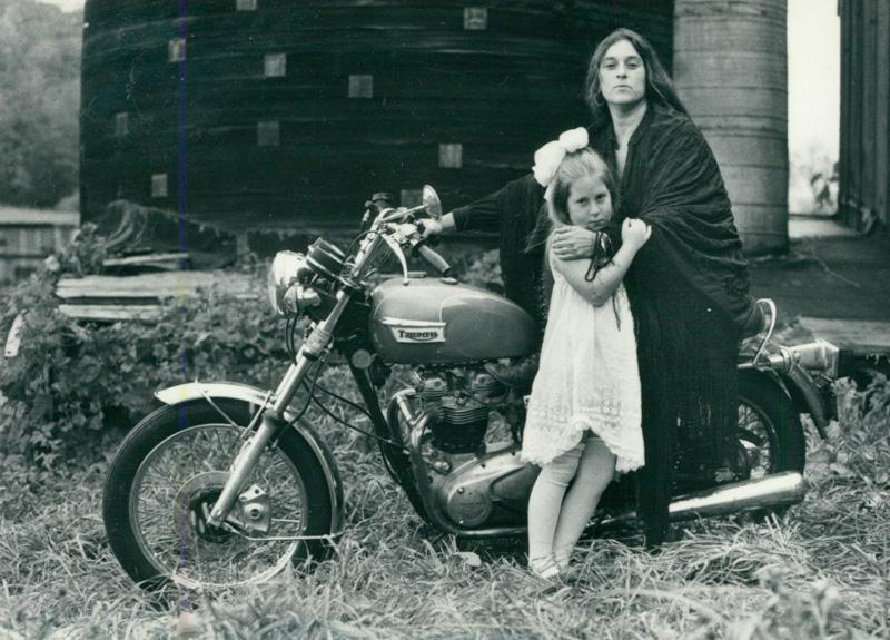 Elaine and daughter Abigail -1979