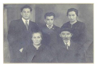 Sneierson family 1938